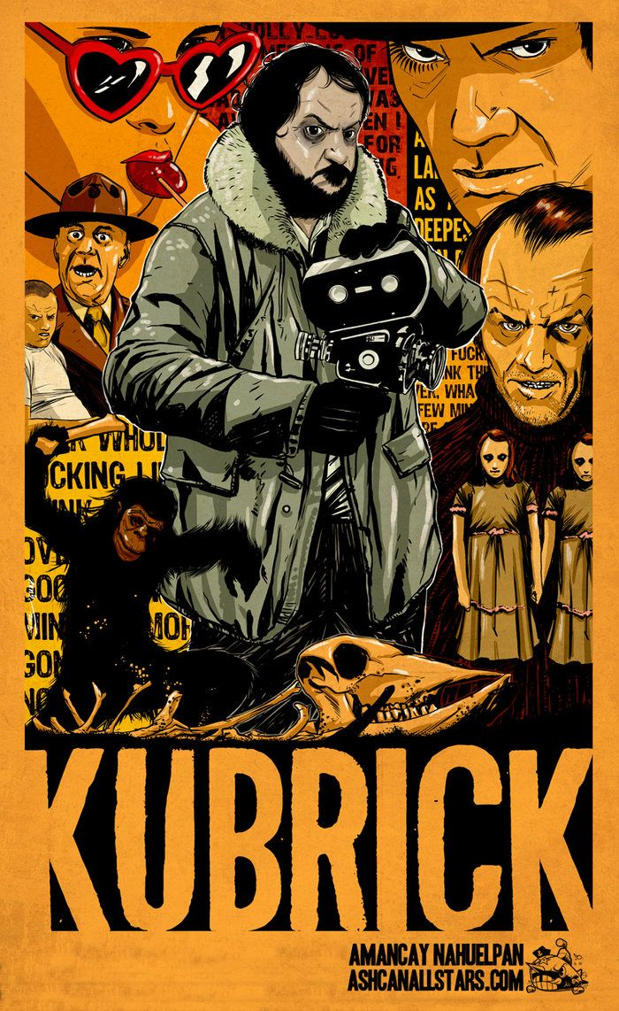 Everything Kubrick