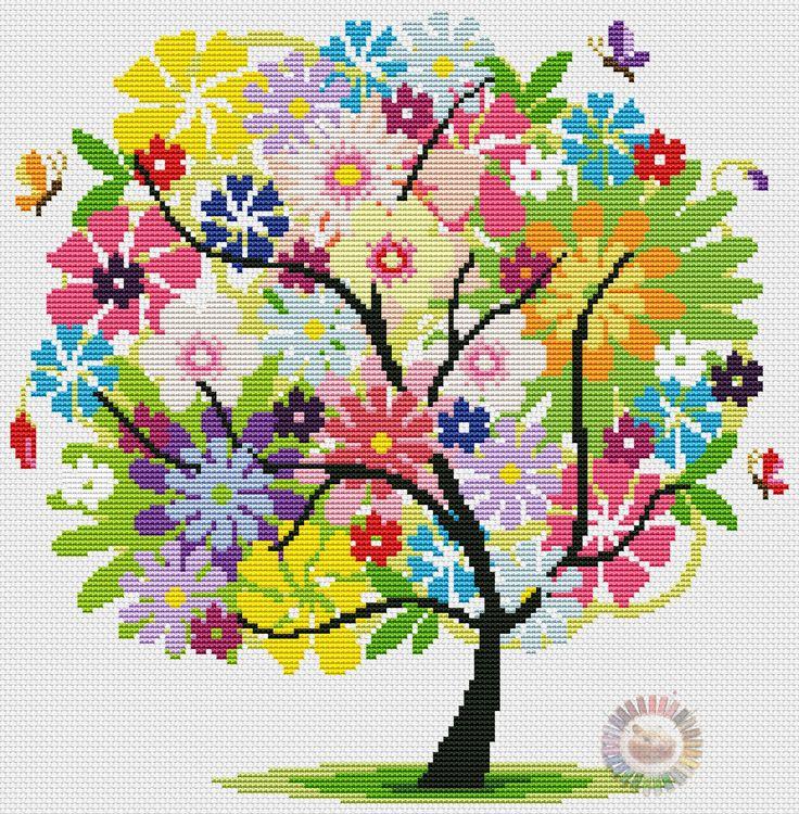summer tree 5