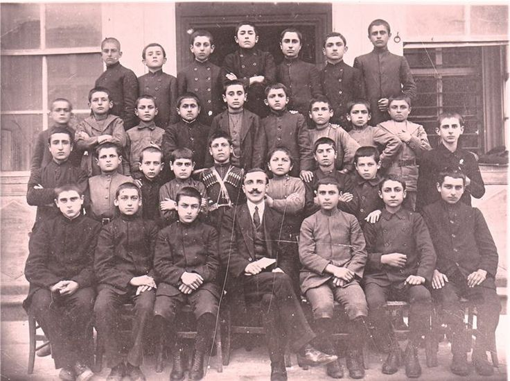 Students from Kromni at the Trapezunta Tuition Center