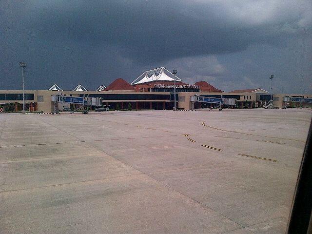 Sultan Mahmud Badaruddin II International Airport (PLM) di Palembang, Sumatera Selatan pt-dupamesh.indonetwork.co.id  082112055123
