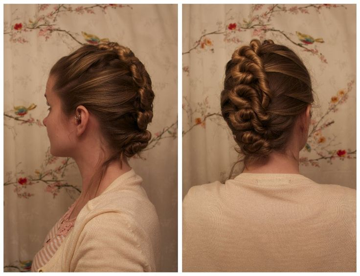 The Abstract Braid. (Single Twist Braid)