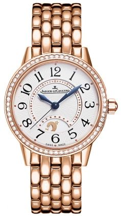 346.21.21 Jaeger LeCoultre Rendez-Vous Night & Day 29mm Ladies Watch