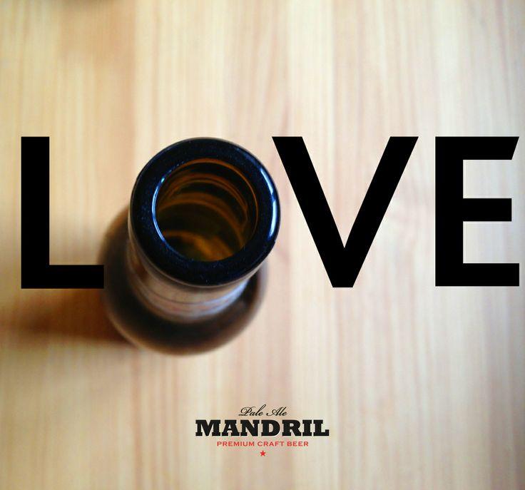 Love Mandril Beer