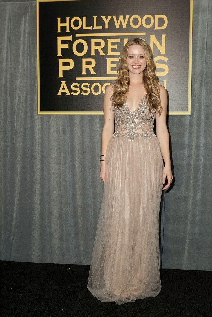 Greer Grammer  - Golden Globe Award Season Celebrated