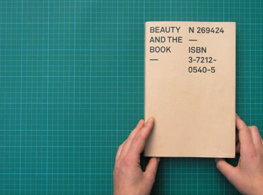 the beauty and the book