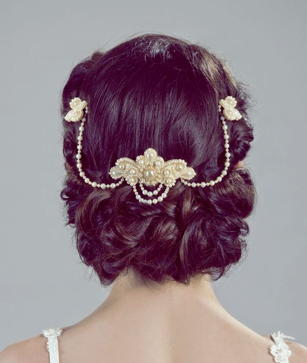 Best 25 Vintage Wedding Hairstyles Ideas On Pinterest: 25+ Best Ideas About 1940s Wedding Hair On Pinterest