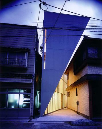 Infill, House MN, Japan by Suga Atelier -
