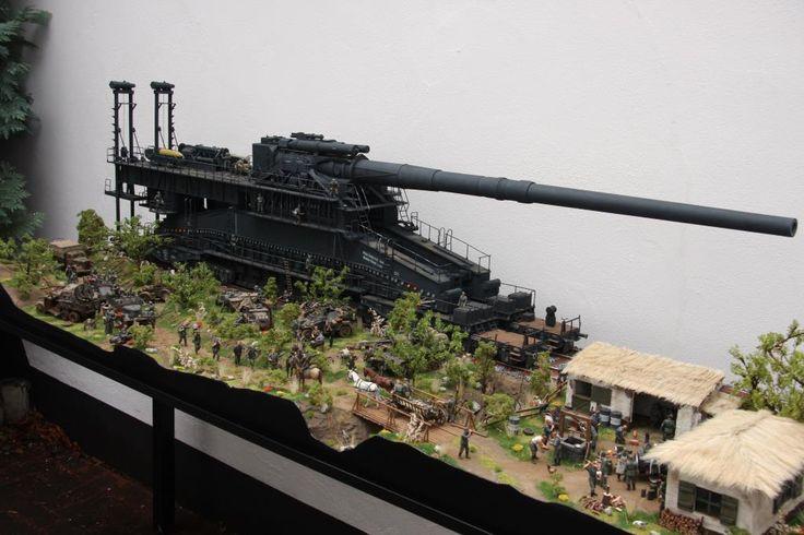 eisenbahngesch tz dora 1 35 armor germany diorama. Black Bedroom Furniture Sets. Home Design Ideas