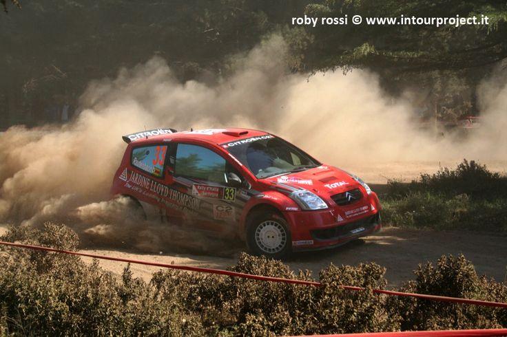 Rautenbach - WRC Rally Costa Smeralda 2007 - foto di Roby Rossi http://www.intourproject.it/it/in_photo/il_significato_delle_immmagini_nella_comunicazione_cat_11.htm