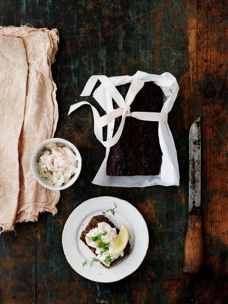 Saaristolaisleipä ja skagenrörä | K-Ruoka #joulu