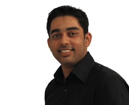 Nabeel Adeni  - Social Media Expert. Changemaker. Idea Man