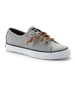 "Sperry Top-Sider® ""Seacoast"" Canvas Sneakers 
