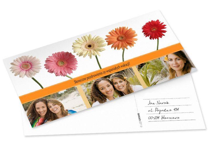 Pocztówka z wakacji w formie Twojego zdjęcia - rewelacja! Źródło: http://www.odbitki.fotojoker.pl/fotokartki.html