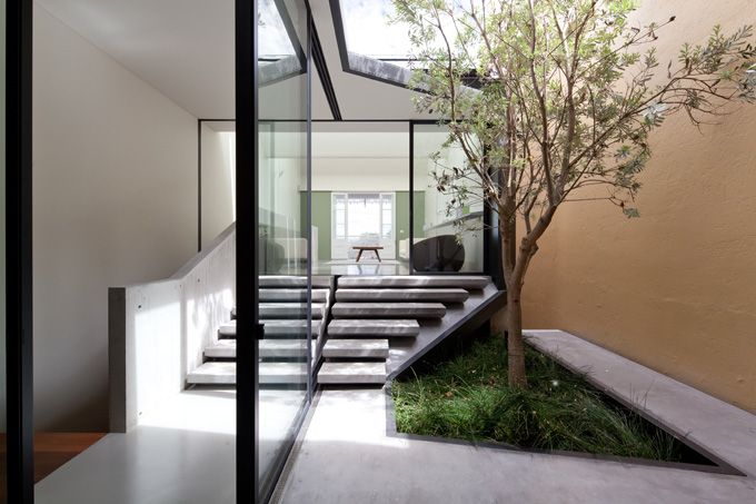 Chenchow architects - Victorian Skylight House