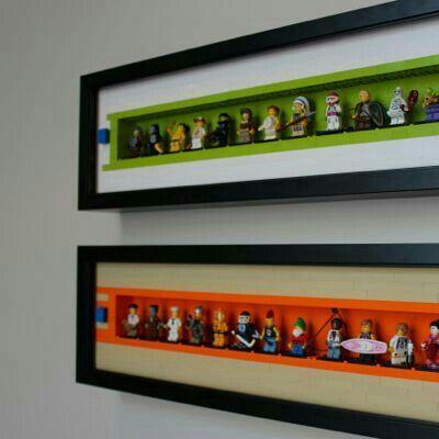 26 Best Lego Minifigure Display Ideas Images On Pinterest Child Room Lego Ideas And Display Ideas