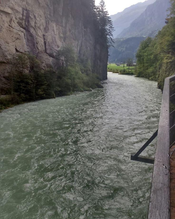 Aareschlucht, Suiza