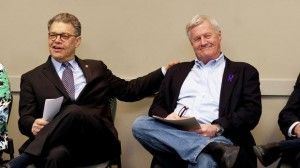 Political Insiders Urge Franken to Reconsider Resignation  7th District Congressman Collin Peterson is suggesting Senator Al Franken acted too quickly when he announced his resignation amid accusations of sexual misconduct. Peterson, from Detroit Lakes, represents the listening area in the US House of Representatives. Although he has not yet officially... http://www.thiefriverfallsonline.com/thief-river-falls-news/political-insiders-urge-franken-to-reconsider-resignation/