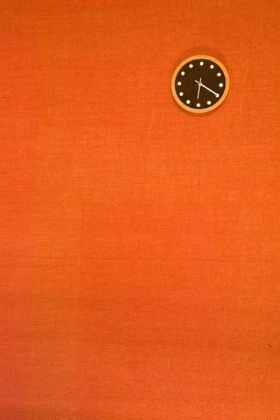 'Orange wall' by Lars Hallstrom on artflakes.com as poster or art print $16.63