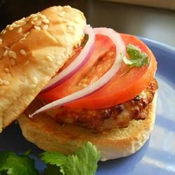 Chef John's Turkey Burger