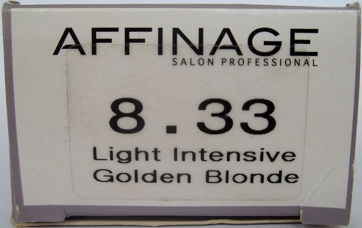 Original Infiniti by Affinage Salon Professional (ASP) - Permanent Hair Color Creme - Enhanced with Datem Technologies - 3.4 Fl. Oz. Tube - Shade Selection: 8.33 - Light Intensive Golden Blonde *** Check out the image by visiting the link. #hairup