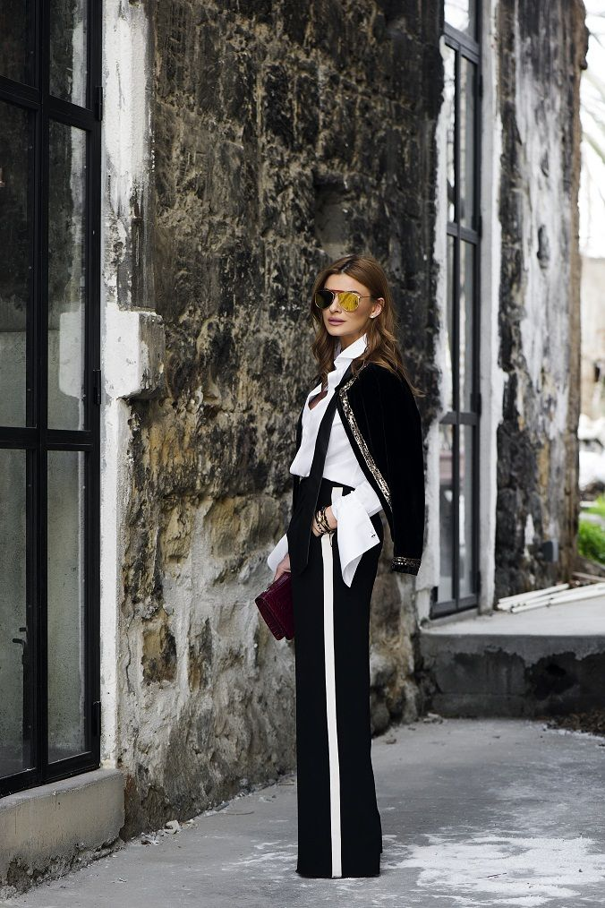 androgynous style, black and white, class, elegance, Ramon Filip, ramona filip style, street style