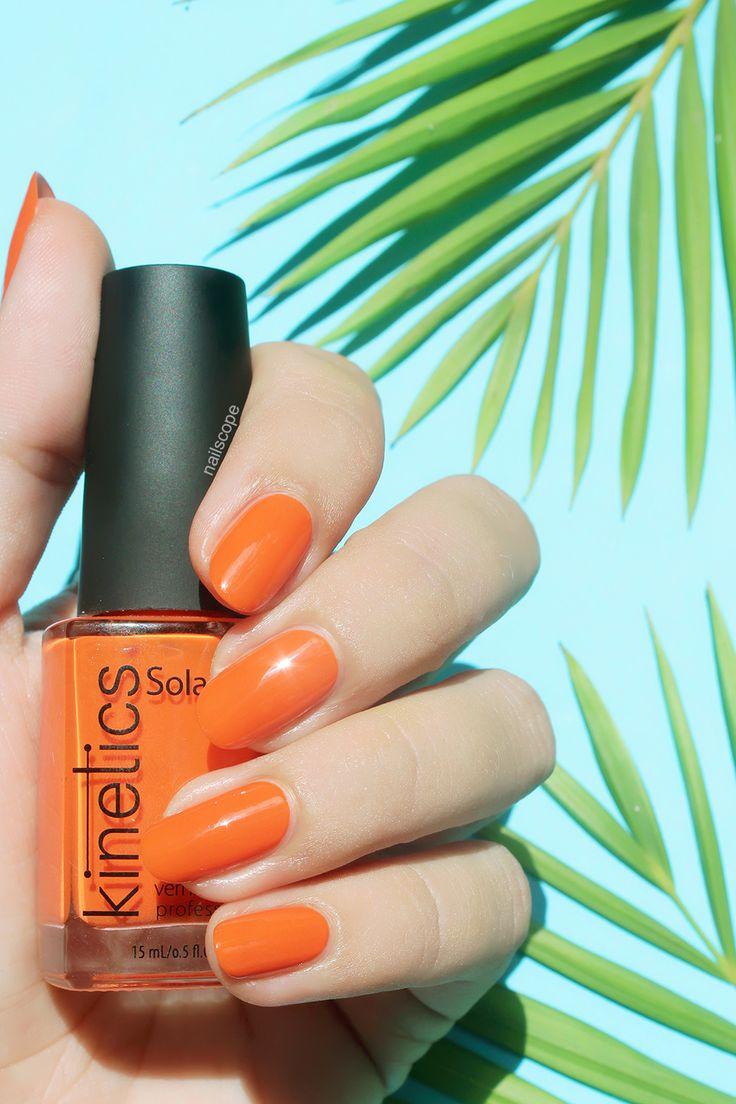 Kinetics Escape #nailpolish #manicure