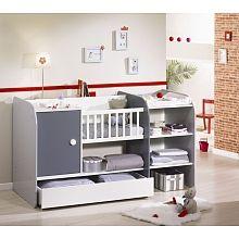 """Babies R Us - Lit chambre transformable évolutif Lena - Babies R Us - Babies""""R""""Us"""