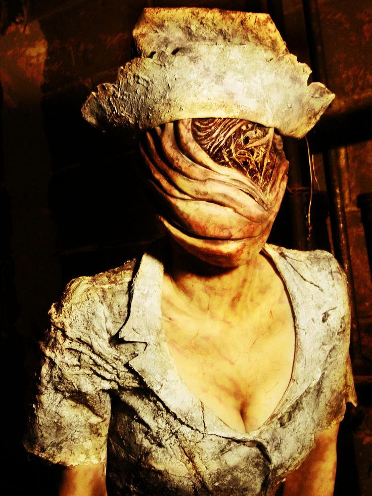 silent hill nurse costume by realdaguru photography