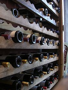 Storage of wine - Wikipedia, the free encyclopedia