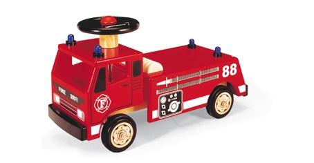 Automezzo dei pompieri
