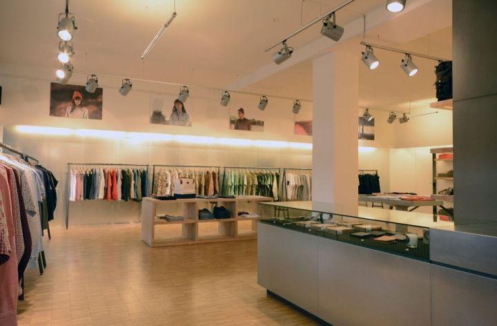 Carhartt Store Zurich Lagerstrasse