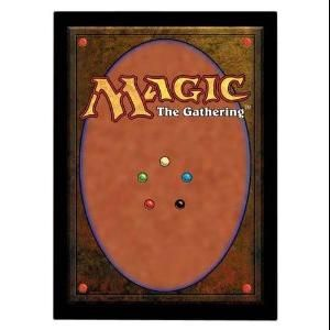 Ultra Pro The Magic the Gathering (MTG) CARD BACK - Deck Protectors (80 Count) (New Improved Sleeve