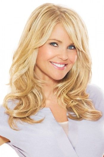 16 Quot Clip In Hair Extension By Christie Brinkley Wigs In