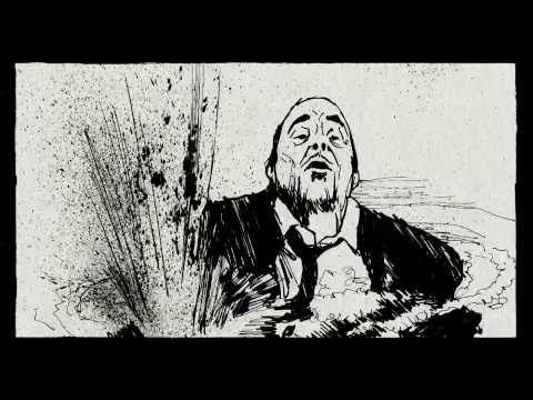 The Art of Drowning / Dir: Diego Maclean / US / 2009 /  Exploring the lighter side of death through its interpretation of a poem by former US Poet Laureate Billy Collins.