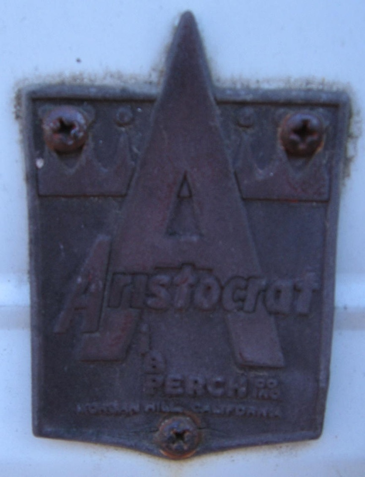 1969 Trailer Aristocrat