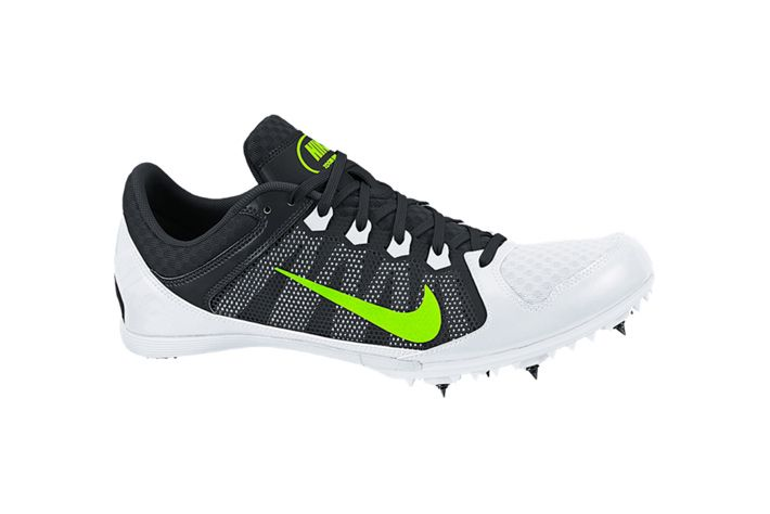 #Nike Zoom Rival MD 7 - Lekkie kolce lekkoatletyczne przeznaczone do startów na średnich dystansach, od 800 do 1500 metrów,które polecane są dla początkujących lekkoatletów. Technologie zawarte w modelu, zapewniają komfort i dodatkową ochronę podczas rywalizacji.  #kolce #jesienzima2015 #unisex