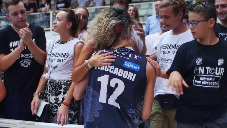 Modena PrimoPiano L'Aquila Basket Trento #WeDieHard- il film