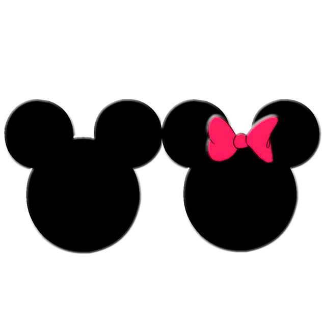 Free Download Mickey Mouse Head Clipart For Your Creation Minnie Mouse Silhouette Mickey Mouse Stencil Minnie