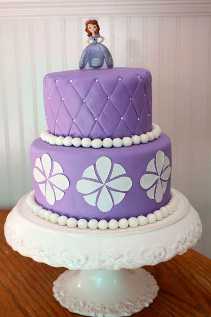 Festa Princesa Sofia: 41 ideias para o aniversário                                                                                                                                                     Mais