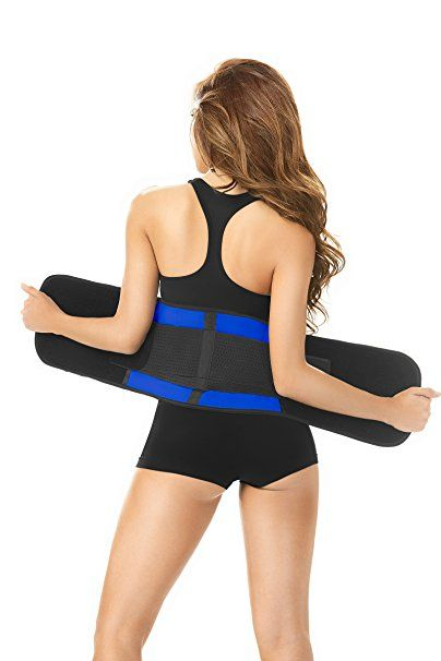 838e90a5171 Ann Chery 2051 Latex Fit Women Waist Trimmer Belt for Weight Loss Lumbar  Support at Amazon Women s Clothing store