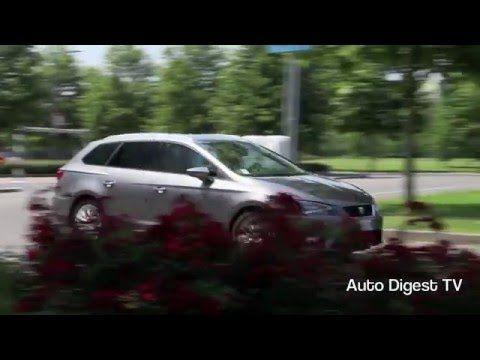 Seat Lèon ST FR 184 cv TDI:  Test Drive in meno di 2 minuti: