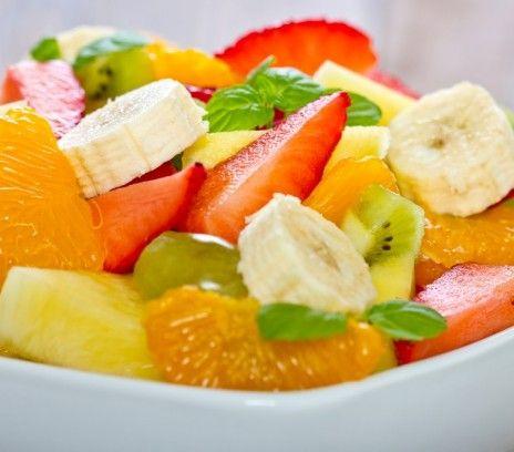 Sałatka owocowa z miodem - Przepisy - Magda Gessler - Smaki Życia