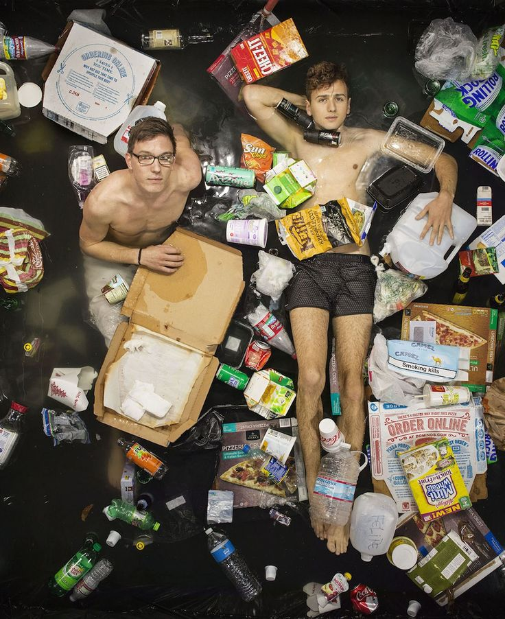 Best Trash Images On Pinterest Creative Photography Framed - Theres an entire museum dedicated to rubbish art and its a sight to behold