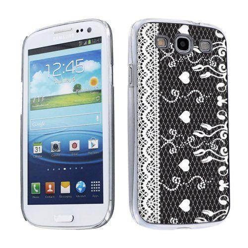 Samsung Galaxy S-III S3 Hard Plastic Back Cover C ($7.99)