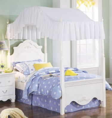 canopy beds for twin - photo #25