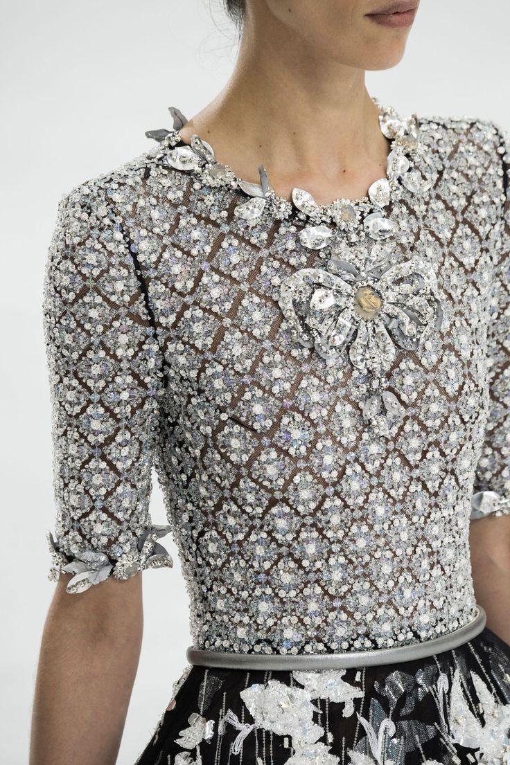 Chanel at Couture Fall 2014 - StyleBistro #fashion #runway #hautecouture