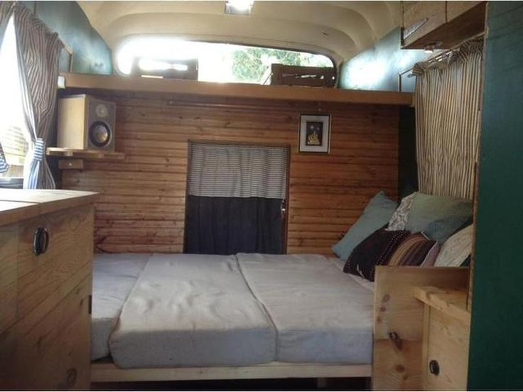 Sublime 90+ Interior Design Ideas for Camper Van https://decoratio.co/2017/03/90-interior-design-ideas-camper-van/ In thisArticle You will find many example and ideas from other camper van and motor homes. Hopefully these will give you some good ideas also.