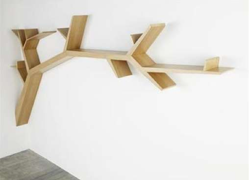 Playful Wood Furniture - Olivier Dolle Designs Minimalist, Quirky Home Decor (GALLERY)