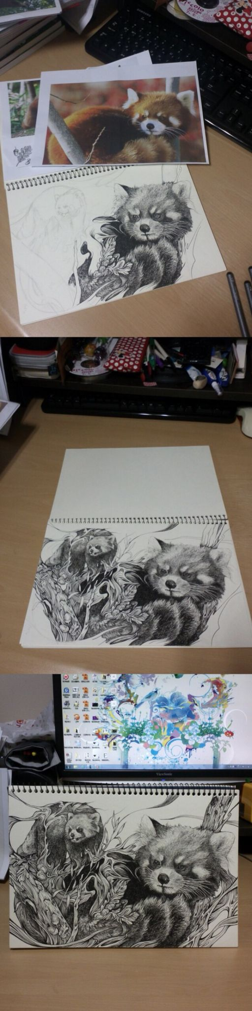 2012 SOKI 공모전 출품작06-Lesser Panda 랫서 팬더