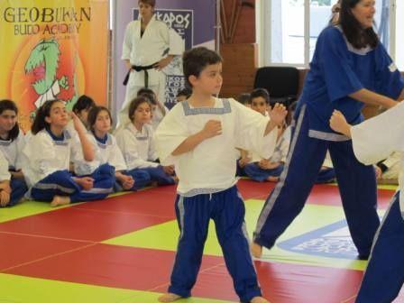 Κέβιν, 7… Θέλω να κάνω μαθήματα καράτε!
